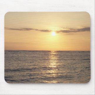 Hawaii-Sonnenuntergang Mousepads