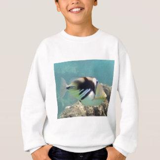 Hawaii-Staats-Fische - Humuhumunukunukuapua'a Sweatshirt