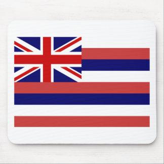 Hawaii-Staats-Flagge Mauspad