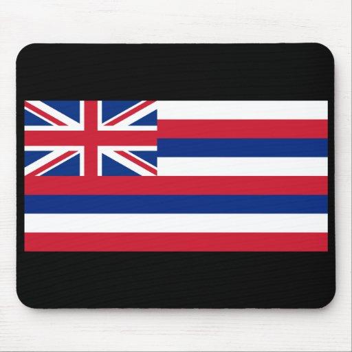 Hawaii-Staats-Flagge Mousepad