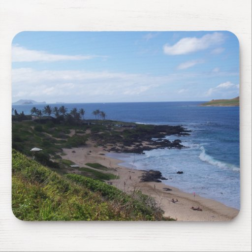Hawaii-Strand Mousepad