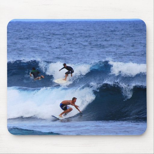 Hawaii-Surfer Mousepad
