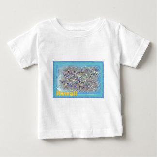 Hawaii und Sand Baby T-shirt