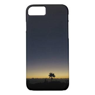 Hawaii vor Dämmerung iPhone 8/7 Hülle