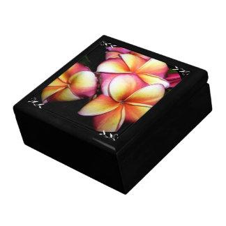 Hawaiische BlumenGeschenkboxen Erinnerungskiste