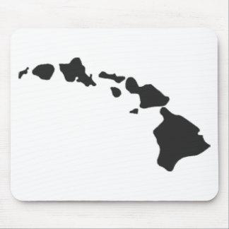 Hawaiische Insel-Ketten-Mausunterlage Mousepad
