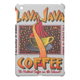 Hawaiische Insel-Lava-Java-Kaffee iPad Mini Hülle