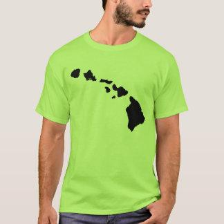 Hawaiische Insel-Shirt T-Shirt