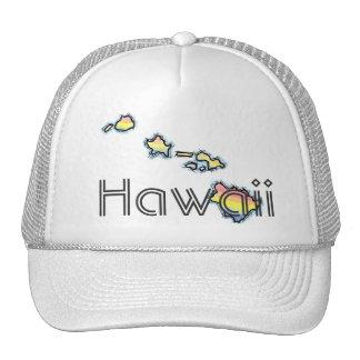 Hawaiische Inseln Hawaii-Hut Mütze