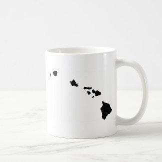 Hawaiische Inseln Kaffeetasse