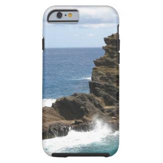 Hawaiische Klippe Tough iPhone 6 Hülle