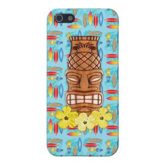 Hawaiische Tiki Maske Hülle Fürs iPhone 5