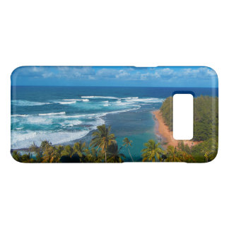 Hawaiische tropische Insel Case-Mate Samsung Galaxy S8 Hülle