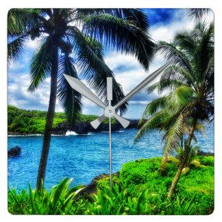 Hawaiische Uhr