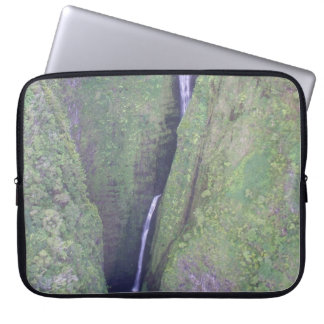 Hawaiische Wasserfall-Laptop-Hülse Laptop Sleeve