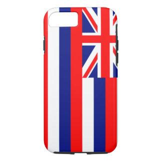 Hawaiischer Flaggen-Telefon-Kasten iPhone 8/7 Hülle