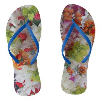 Hawaiischer Leu-Stand Flip Flops