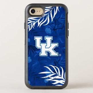 Hawaiisches Muster Kentuckys | OtterBox Symmetry iPhone 8/7 Hülle