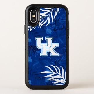 Hawaiisches Muster Kentuckys | OtterBox Symmetry iPhone X Hülle