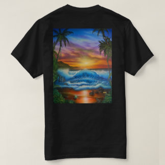 HAWAIISCHES T-SHIRT
