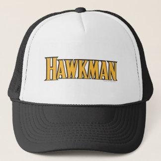 Hawkman Logo Truckerkappe