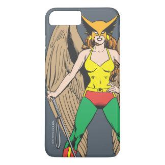 Hawkwoman iPhone 8 Plus/7 Plus Hülle