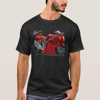 Hayabusa Rot-Fahrrad T-Shirt