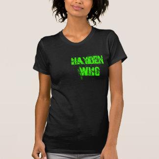 Hayden, den Damen übersteigen T-Shirt