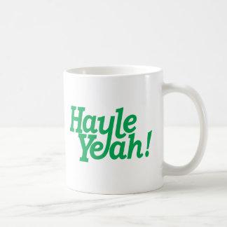 Hayle ja! Vervollkommnen Sie für Liebhaber von Kaffeetasse