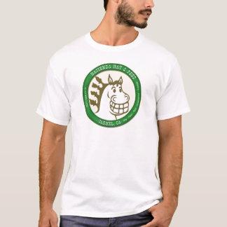 Hazienda-Heu u. füttert Logo T-Shirt