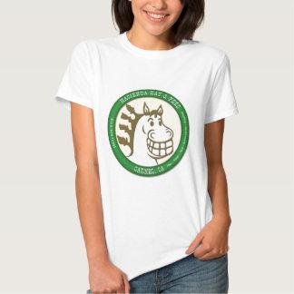 Hazienda-Heu u. füttert Logo T Shirt