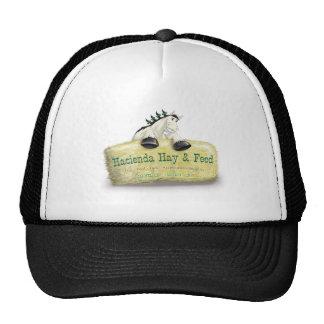 Hazienda-Heu u. füttert Stroh-Ballen Baseball Cap
