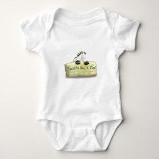Hazienda-Heu u. füttert Stroh-Ballen T Shirts