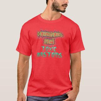 Hazmat Mel u. das giftige Wastoids T-Shirt
