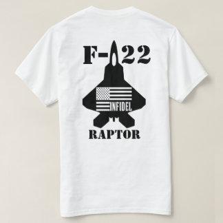 HB F-22 Ungläubiger T-Shirt