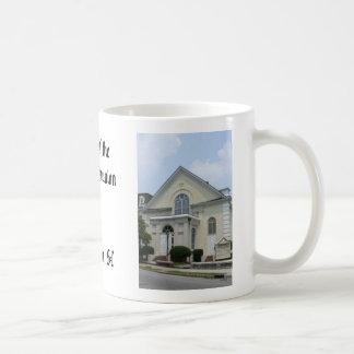 hc, hc, Kirche von theHoly CommunionCharleston, Sc Kaffeetasse