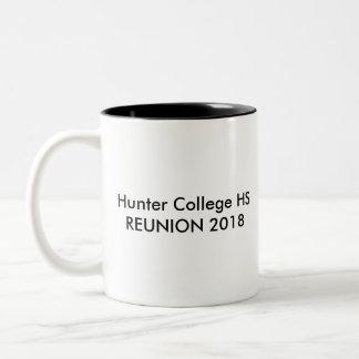 HCHS Wiedersehen 2018 Zweifarbige Tasse
