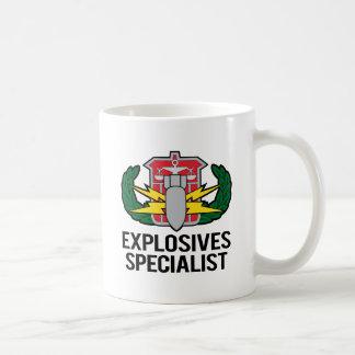 HDS Sprengstoff-Spezialist Kaffeetasse