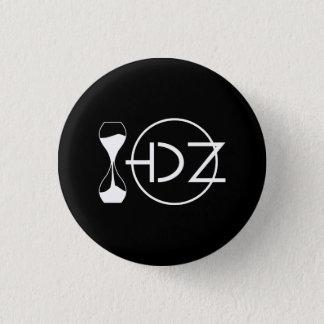 HDZ Button Schwarz