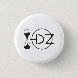 HDZ Button Weiß