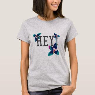 He! Blume T-Shirt