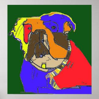 He Bulldogge Poster