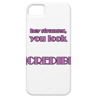 He Fremder iPhone 5 Schutzhülle