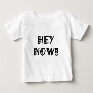He jetzt! baby t-shirt
