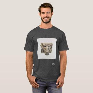 Head of hat Männchen, aber female Darstellung T-Shirt