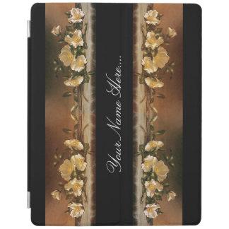 Heade Cherokee Rosen-Blumen-Blumenordnung Ipad iPad Smart Cover