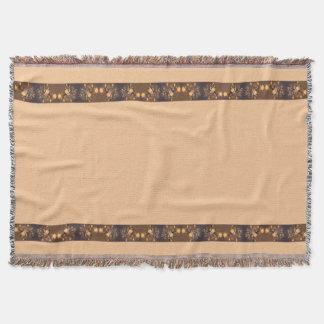 Heade Rosen-Blumen-Blumenstraußthrow-Decke Decke