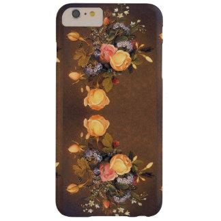 Heade Rosen-heliotropischer Blumen-Gerät-Fall Barely There iPhone 6 Plus Hülle