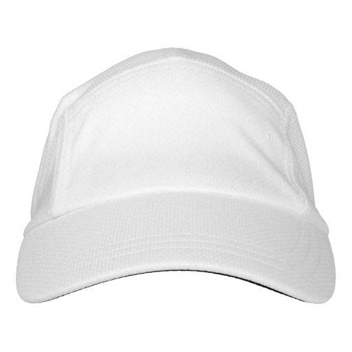 Custom gestrickt Performance Hat, Weiß