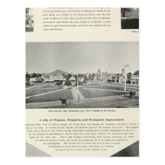 Healdsburg, Kalifornien Postkarte